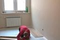 Remont małego pokoju zdunska wola - w trakcie