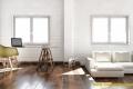 Salon z pomieszczeń biurowych - po